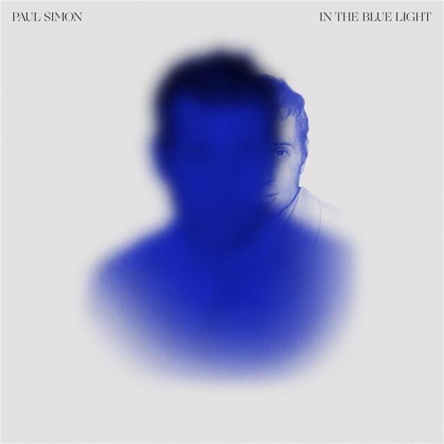PAUL SIMON In The Blue Light CD BRAND NEW