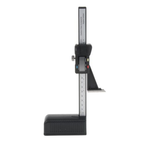 """Precision Electronic Digital Height Gauge Gage LCD Metric Inch 0-150mm//6/"""""""