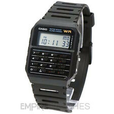 **NEW** CASIO DATABANK CALCULATOR RETRO WATCH - CA-53W - RRP £35
