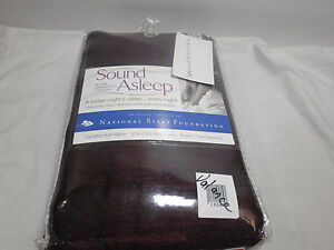 New-Sound-Asleep-Room-Darkening-Scarf-Valance-ASTORIA-52x215-Aubergine-Plum-NIP
