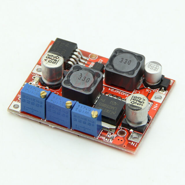 LM2596S DC-DC LM2577S Step Up Down Boost Buck Voltage Power Converter Module Hot