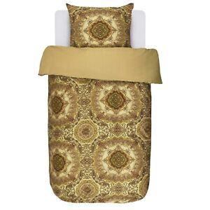 Essenza Bettwäsche Cadiz Gold Gelb Ornamente Orientalisch Paisley