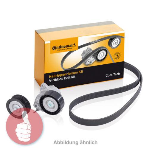 Original Contitech keilrippen Riemensatz 5pk1750k1