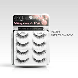 073b1e97618 Ardell Multipack Demi Wispies Fake Eyelashes 4 Pairs - Black #61494 ...
