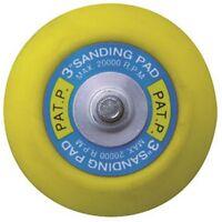 Astro Pneumatic Tool Ast20302p 3inch Sanding Polishing Backup Pad