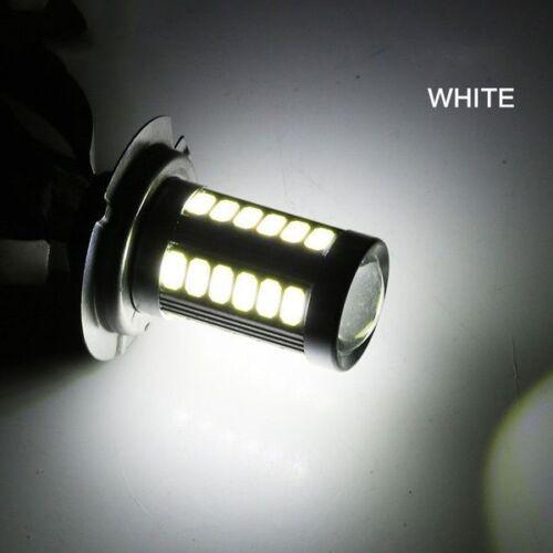 TOYOTA AVENSIS  2003-06  2X H7 5630 33SMD LED 12V FOG FOG LIGHT BEAM BULB