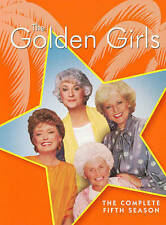 The Golden Girls - The Complete Fifth Season 5 (DVD, 2016, 3-Disc Set)