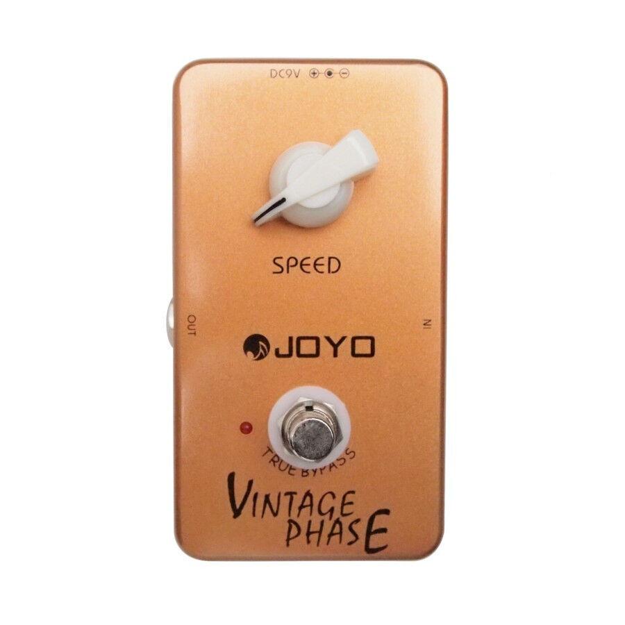 Joyo Jf-06 Klassischer Phase Gitarren Effektpedal