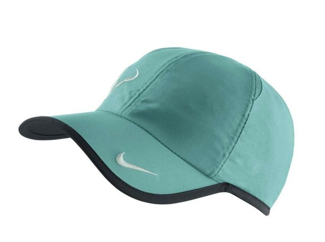 b137e083634 Nike Nadal Dri-fit Rafa Bull Feather Light Tennis Hat Cap 398224-354 RARE