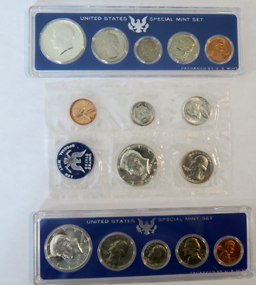 **SILVER** 1967 US Special Mint Set