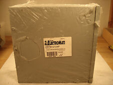 Rittal Electromate Outdoor Enclosure 12x12x4