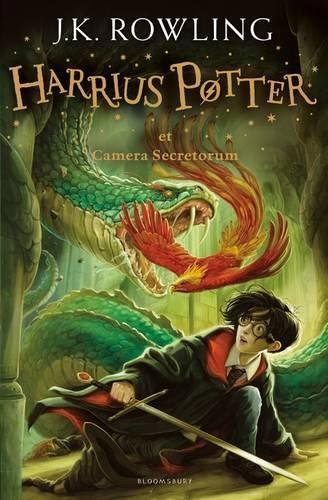 Harry Potter Et The Chambre De Secrets (Latin ): Harrius Caméra Secret