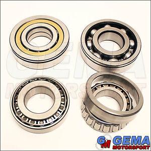 Lagersatz-ZF-S5-18-3-Getriebe-CIH-Opel-Kadett-B-C-Coupe-GT-Ascona-Vierpunktlager