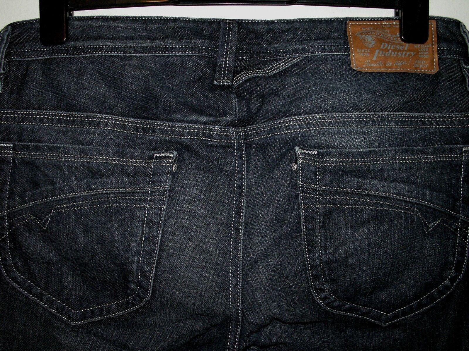 f7a5aed7 NWT Men's Paper Denim Cloth PD&C 36x32 P90W2PD5 Slim Straight bluee Jeans