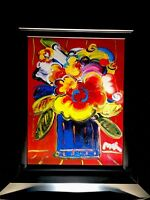 Peter Max Canvas