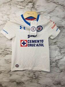 8fec90fe8 UNDER ARMOUR Dep CRUZ AZUL MEXICO Liga MX SOCCER JERSEY XXS Toddler ...