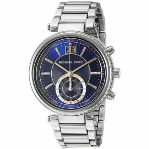 42c84b0d094e Michael Kors Sawyer MK6224 Wrist Watch for Women for sale online
