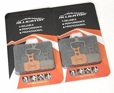 Alligator Bike Bicycle MTB Disc Brake Pads for Formula R1 Mega The One osm21,2pc