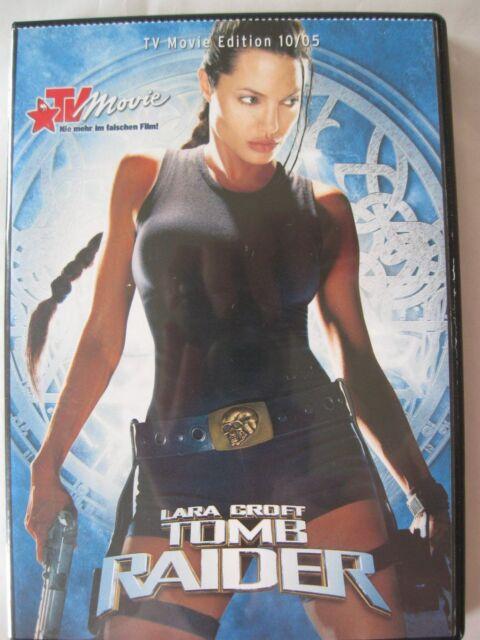 "DVD "" LARA CROFT - TOMB RAIDER """
