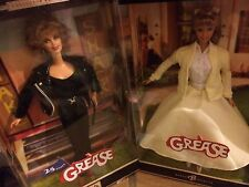 Collectors edition, 2 lot of Sandy from Grease barbie doll