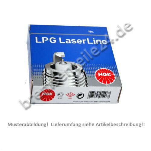 4x NGK Laserline Candela GPL 5 1516 GPL CITROEN FORD MERCEDES PEUGEOT