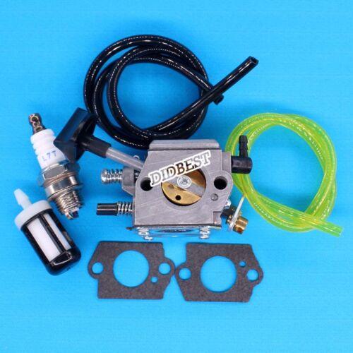 Vergaser für Stihl BR320 BR380 SR400 SR420 # 4203 120 0601 mit Zündkerze filter