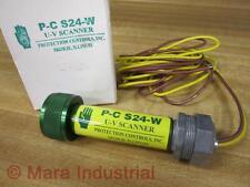 Protection Controls P-C S24-W U-V Scanner PCS24W