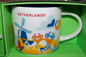 Collection About Authentic Here Mug You Details Netherlands New Are Starbucks 9E2DIH