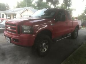 2005 Ford F 250