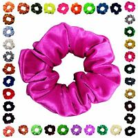 All Colors Velvet Scrunchies Ponytail Holder Hair Accessories