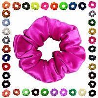 All Colors Velvet Scrunchies Ponytail Holder Hair Accessories
