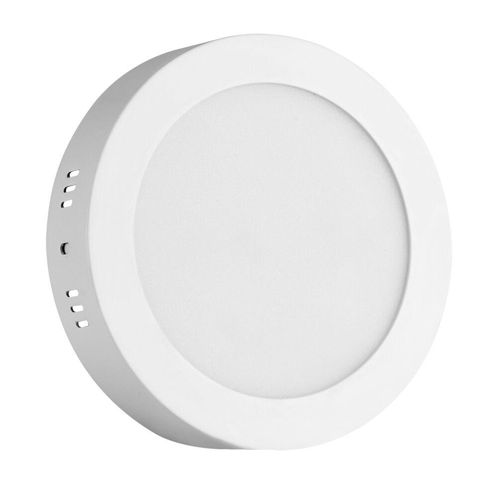 LED Panel Lampe 6W 12W 18W 24W Aufputzlampe Aufputz Deckenleuchte Deckenlampe