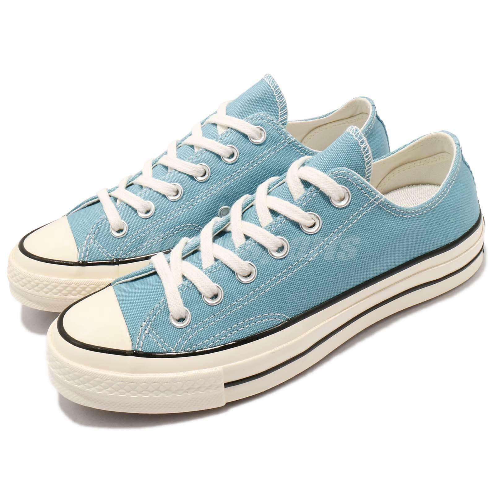 Converse First String Chuck Taylor All Star 70 1970s OX Blue Uomo Donna 161444C