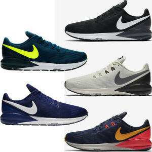 3e227a4e1 Details about Nike Air Zoom Structure 22 Men's Running Shoes Lifestyle  Comfy Sneakers