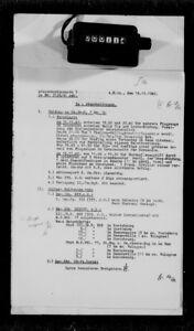 7. Armee – Kriegseinsatz Frankreich Dezember 1941 – Juni 1943