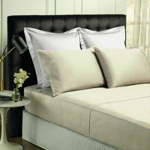 Park Avenue 500 Thread Count Cotton Bamboo Sheet Sets 8-Colour Options
