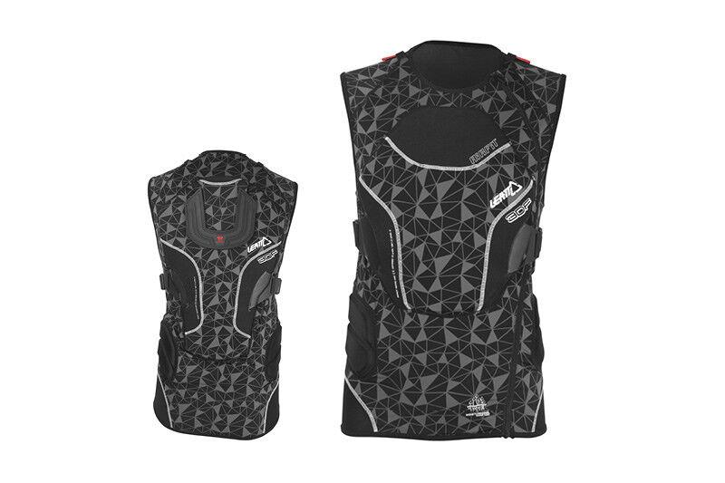 Leatt body projoectores chaleco camisa Vest 3df airfit Lite negro  precios de risa