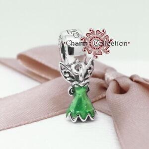 Pandora S925 Disney Fee Clochette Robe De Pendentif Charme Neuf 792138en93 Ebay