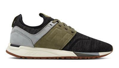 NIB New Balance MRL247LG 247 LUXE PREMIUM SUEDE LEATHER LIFESTYLE SNEAKERS 8 13 | eBay