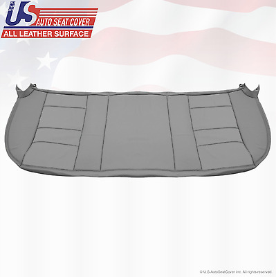 2006 2007 Ford F250 F350 Lariat Rear Bench Bottom Leather
