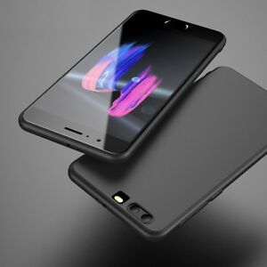 For-Huawei-Honor-10-Case-Slim-Silicone-Ultra-Soft-Gel-amp-Glass-Screen-Protector