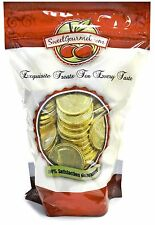 SweetGourmet Gold Foiled Milk Chocolate 50c Coins Candy, 2Lb FREE SHIPPING!