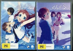 A-Lull-In-The-Sea-Complete-Series-4-Disc-DVD-R4-Anime