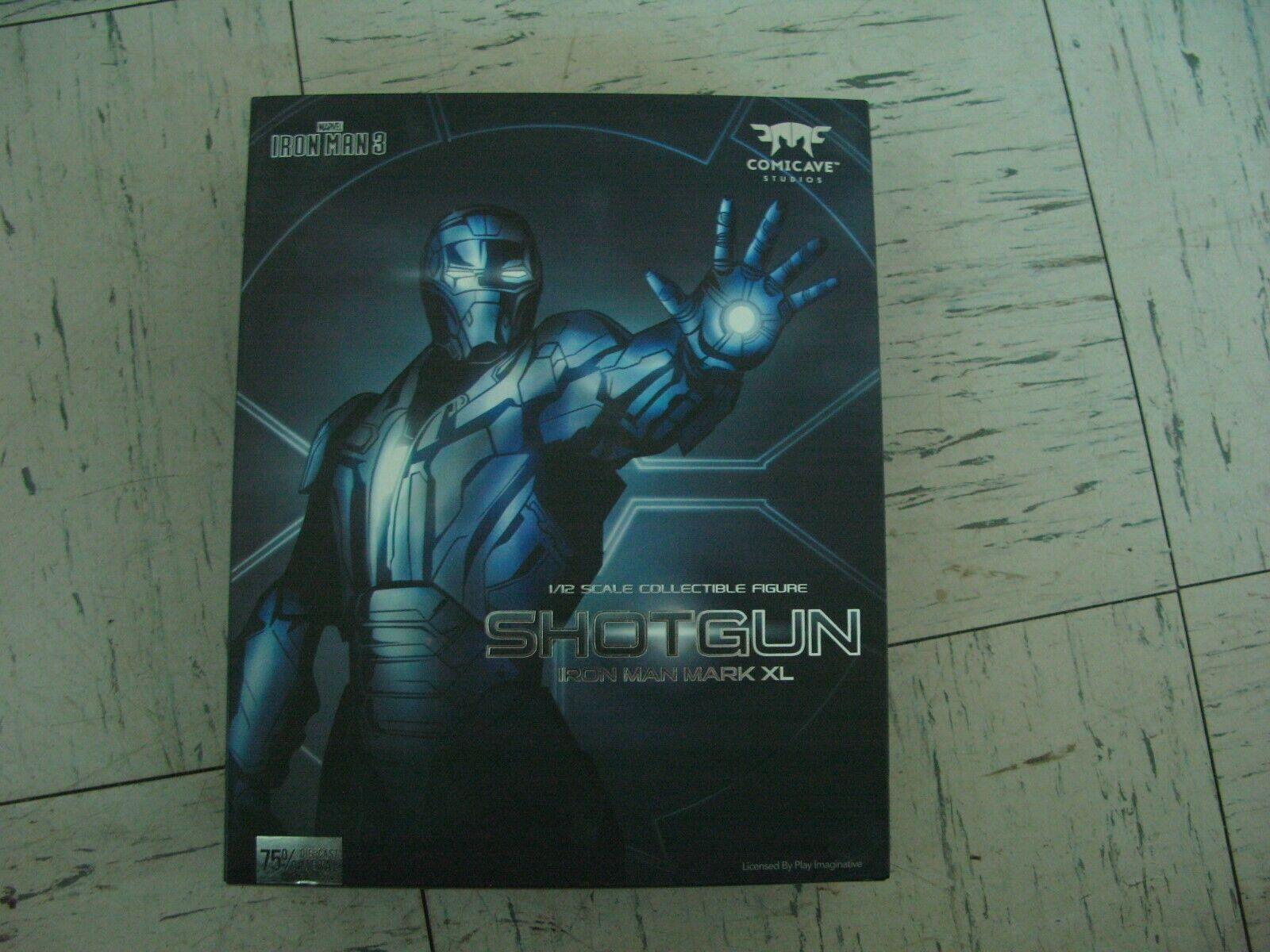 Iron Man 3 - 1 12-Scale ShotGun collectable  Figur-Comicave Studios