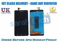 New Lenovo S60-T/W LCD Display+Touch Screen Digitizer Assembly Replacement Black