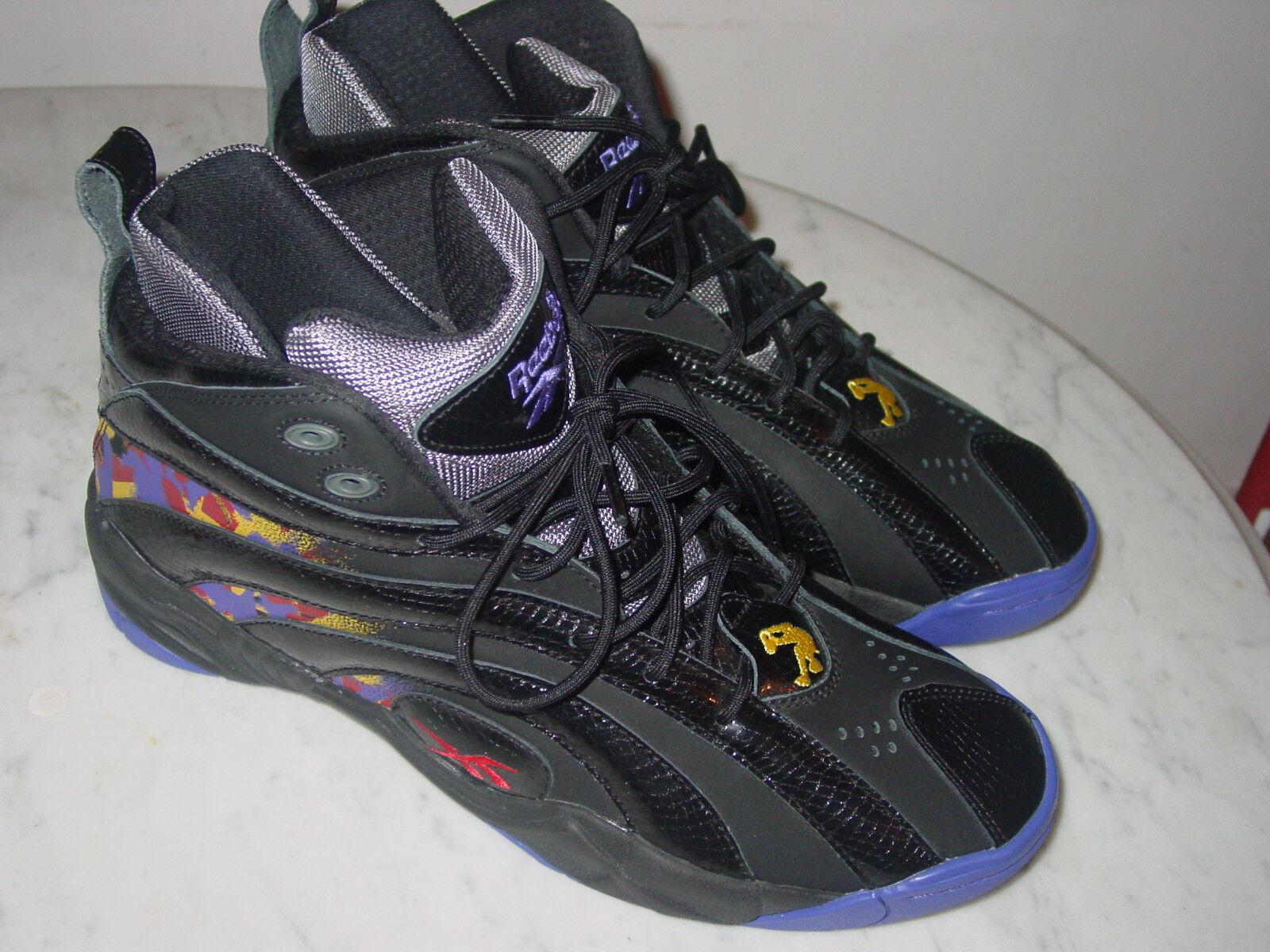 78dbce22108 Reebok Men s Shaqnosis OG Shoes V61028 A3 12 for sale online