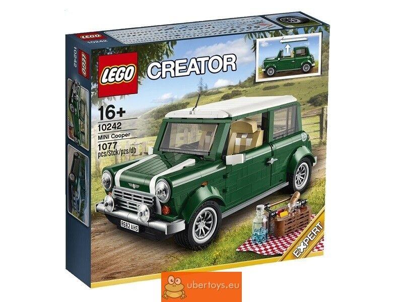 è scontato LEGO 10242 Creator Mini Cooper Cooper Cooper  servizio di prima classe