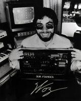 Steve Woz Wozniak SIGNED 8x10 PHOTO Co-Founder APPLE I COMPUTER AUTOGRAPHED