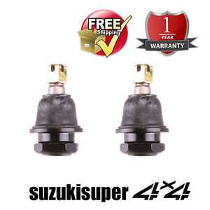 Set-of-2-Nissan-Navara-D22-4WD-Front-Lower-Ball-Joint-Kit-4-1997-2005