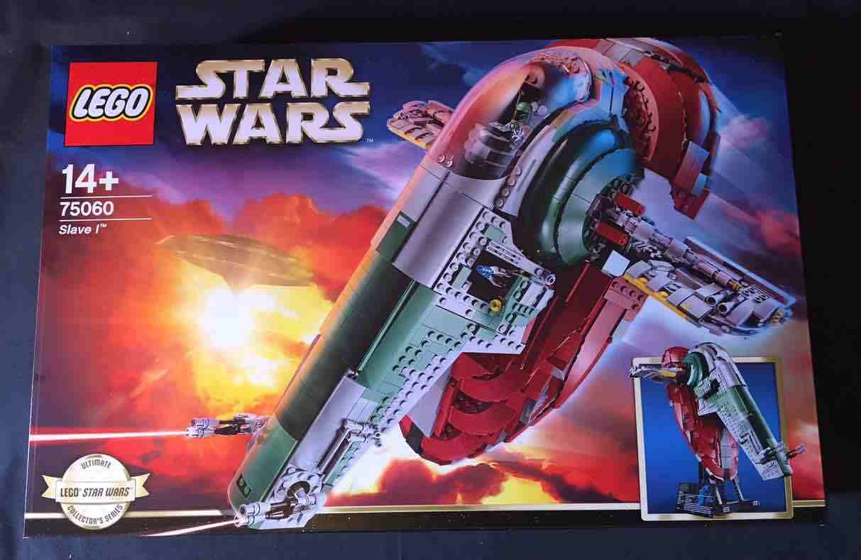 LEGO STAR WARS 75060 - SLAVE I (UCS)  NUEVO SELLADO   NEW SEALED